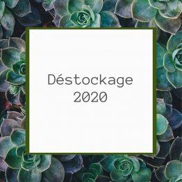 Déstockage 2020