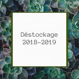 destockage 2018-2019